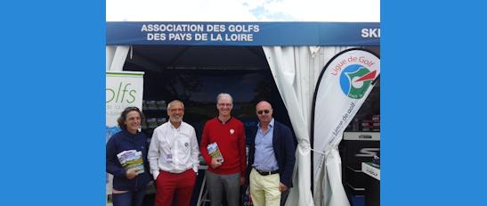 stand 1 open de France  Rc